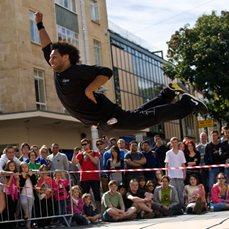 360 Urban Street Show