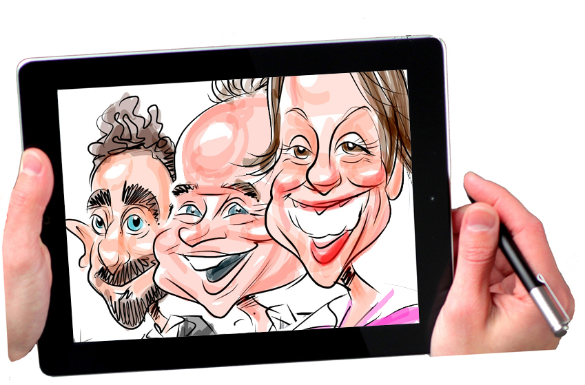 Anthony – Caricaturist