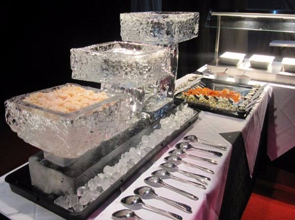 Creations – Ice Sculptures & Ice Luges