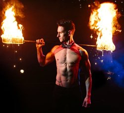 Fire Flare – Fire Performer