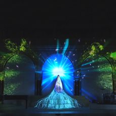 Free Illusion – 3D Video Mapping & Dance Show