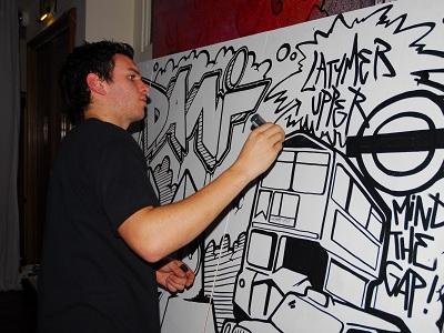Live Graffiti – Graffiti Artists