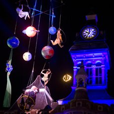 Star Struck – Circus Theatre Show