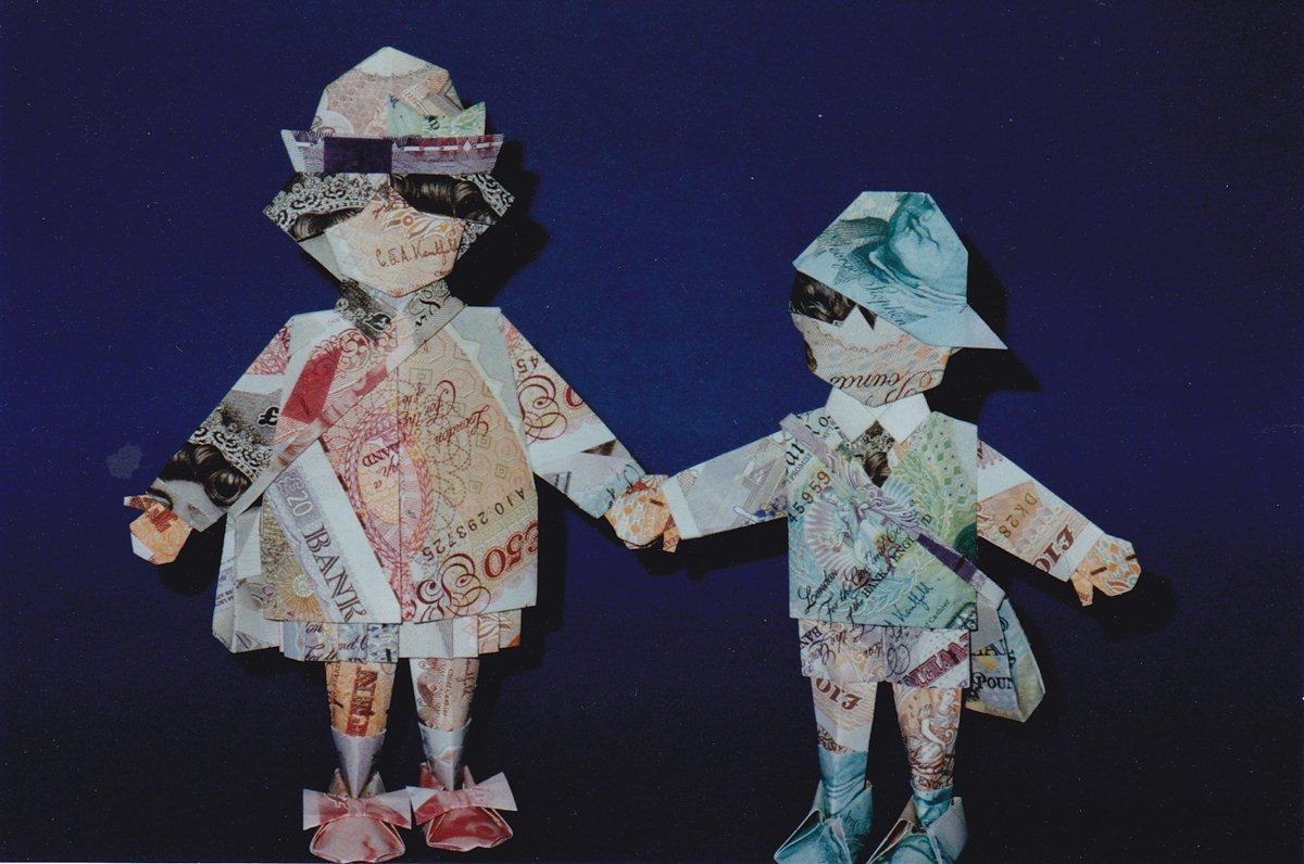 Steve – Origami Artist