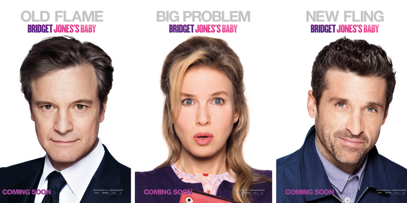 "Our performers get festive in the new ""Bridget Jones' Baby"" film"