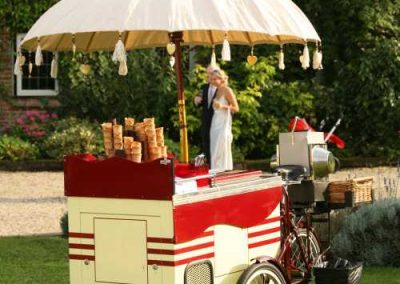 Ice Cream Tricycle – Food Service | London| UK