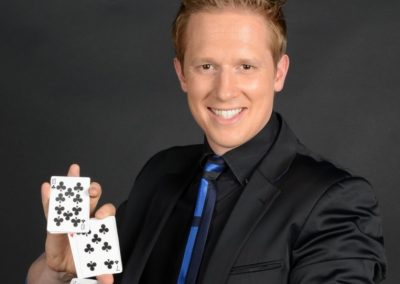 Martin – Cabaret Comedy Magician | London | UK