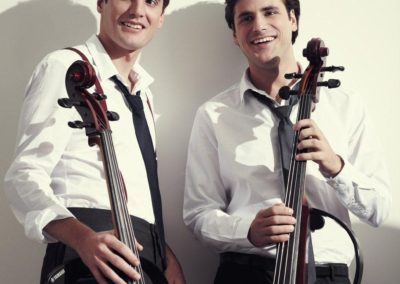 2CELLOS – Famous Cello Duo | Croatia