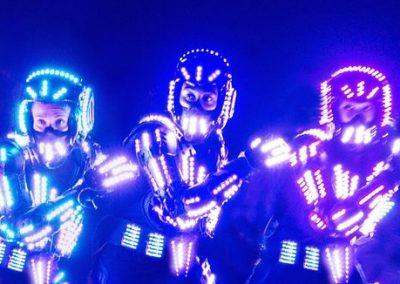 LED Energy Dance – LED Dancers | UK