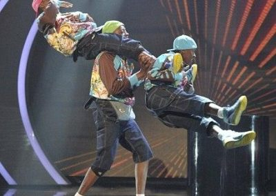 A3 Street Dancers – Britain's Got Talent 2010 | UK
