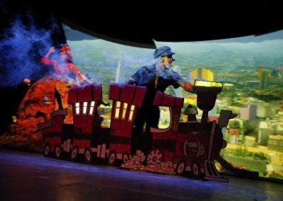 Achike – Children's Stage Show   Paris  France