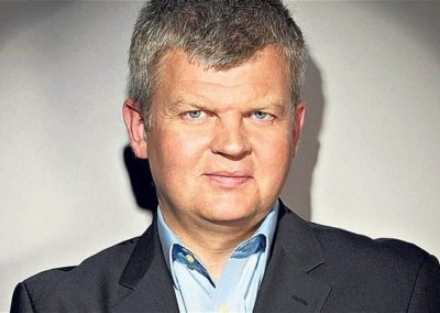 Adrian Chiles | Event Host | UK