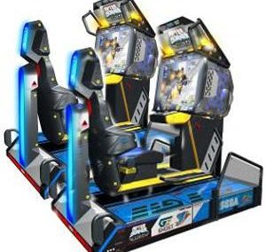 Afterburner Deluxe – Arcade Game | Berkshire| South East| UK