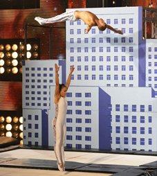 Air Gravity – Gymnastics Show