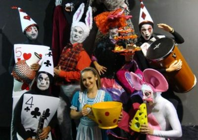 Alice In Wonderland – Walkabout Acts | Wiltshire| South West| UK