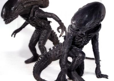 Aliens – Walkabout Creatures | Warwickshire| West Midlands| UK