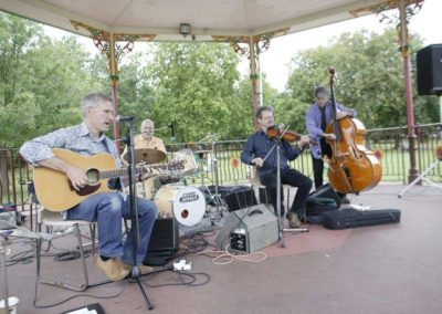 American: The Skiffle Band | London| UK