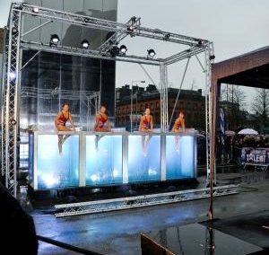 Aquabatique Swimmers – Britain's Got Talent 2012 | UK