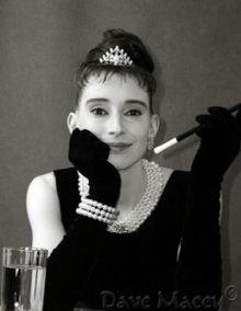 Audrey Hepburn (Patricia) – Lookalike | Dorset| South West| UK