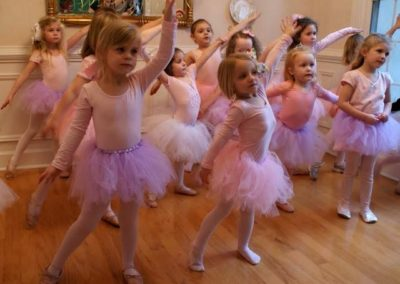 Ballet Ensemble Parties – Ballerina Parties | London| UK