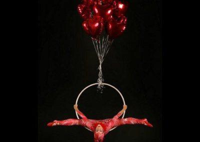 Balloon Aerialists – Aerial Bar Tenders | London | South East | UK