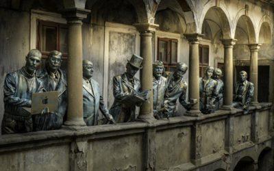 Big Name Statues – Living Human Statues | Slovakia