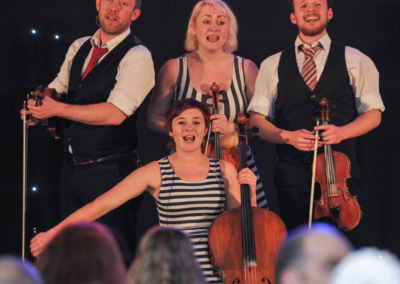 Bo-Jangles – Comedy String Quartet | UK