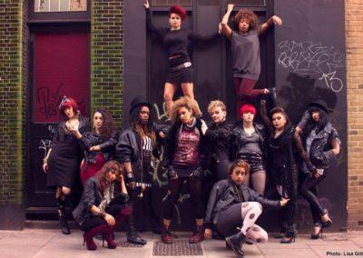 Boadicea – Female Street Dancers   UK