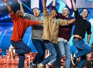 Boyband – Britain's Got Talent Finalist 2015 Dance Group | UK