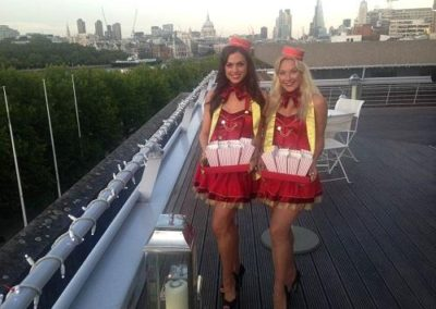 Brand Usherettes – Promotional Hostesses | UK & International