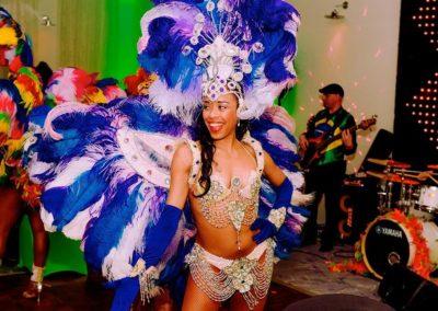 Brazilian: Tropicalia – Brazilian Carnival Samba Dancers & Drummers Show | UK