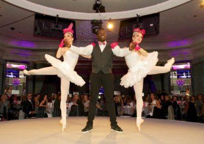 Break Dancer & Ballerina Show   Dance Show   London   UK