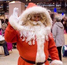 Brendan – Father Christmas | London| UK