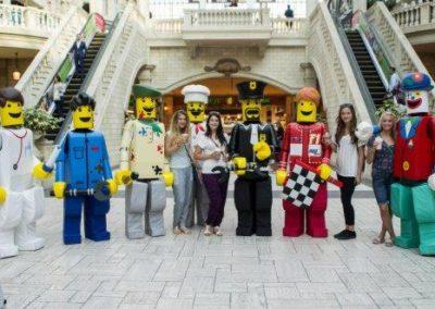 Brick People – Walkabout Characters | Slovakia
