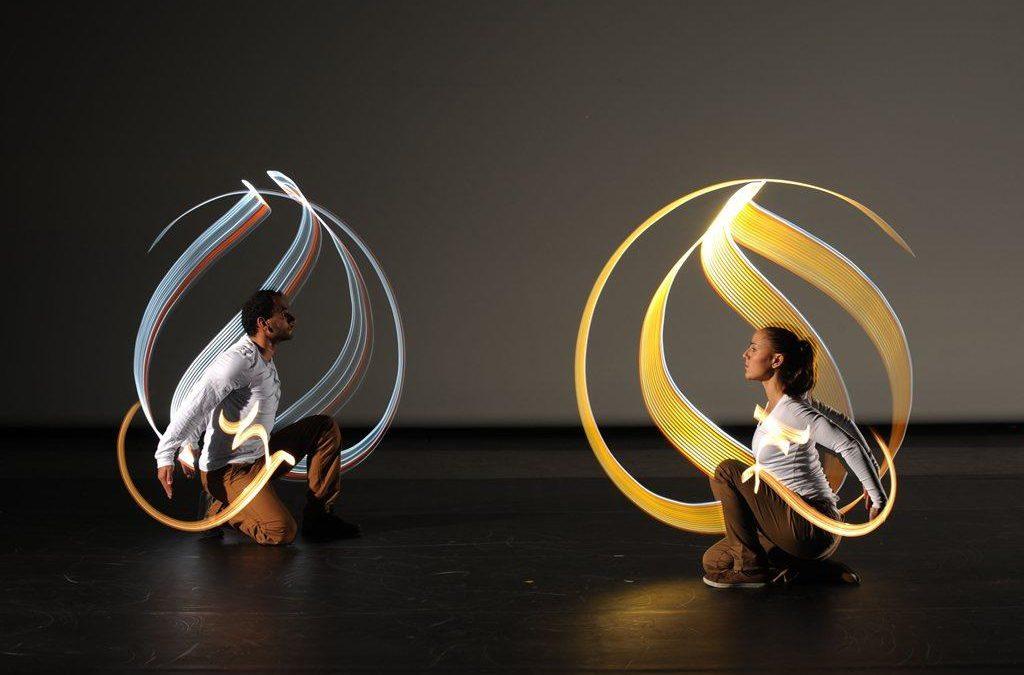 Calligraphy Show Light – Light Show | Evelyn| France