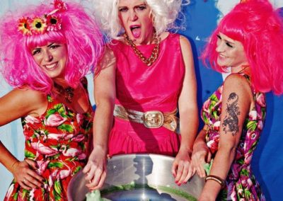 Candy Floss Queens – Food Entertainment | Brighton| South East| UK
