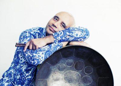 Caribbean: Mark – Solo Steel Drummer   London  UK