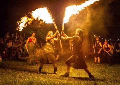 Celtica – Fire Performers | Edinburgh| Scotland| UK