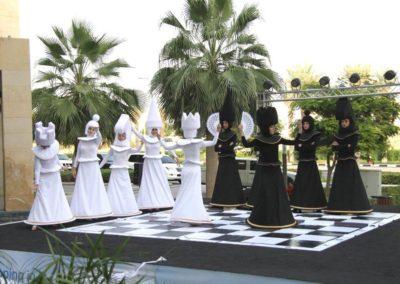 Chess People – Dance Show | Slovakia