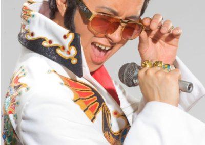 Chinese Elvis – Lookalike & Tribute Singer | London| UK