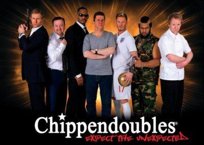 Chippendoubles – Britain's Got Talent 2010 | UK