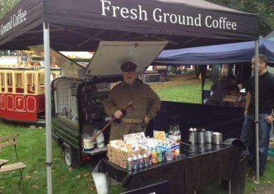Coffee Bean Cart- Mobile Coffee| Kent | South East | UK