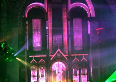 Contraband's In House 3D Mapping – Audio Visual Shows & 3D Video Mapping   London   UK