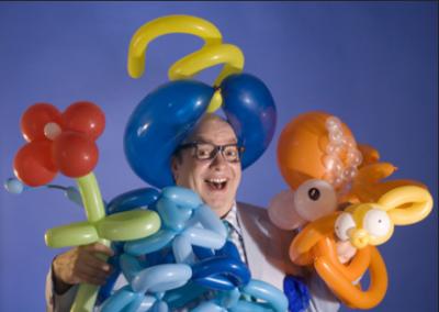 Danny – Cabaret Balloon Show | London| UK
