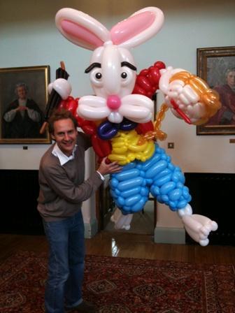David – Balloon Modeller