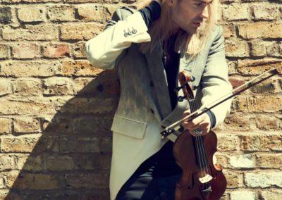 David Garrett | Famous Violinist | UK