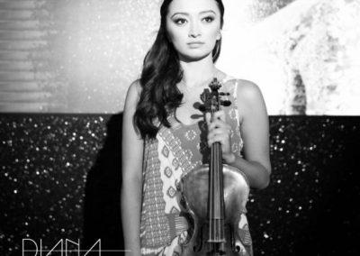 Diana Yukawa | Famous Violinist | London | UK