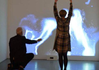 Digital Wall – Body Mapping Wall | London | UK