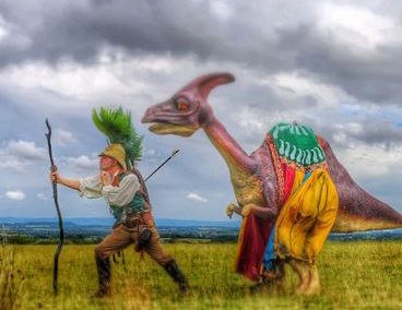 Dino The Dinosaur – Walkabout Character Act | Birmingham | West Midlands | UK
