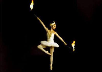 Divine – Fire Dancers | UK